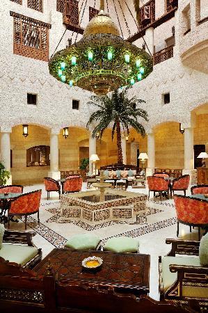 Movenpick Resort Petra : Lobby