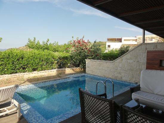 Cretan Dream Royal Private Pool