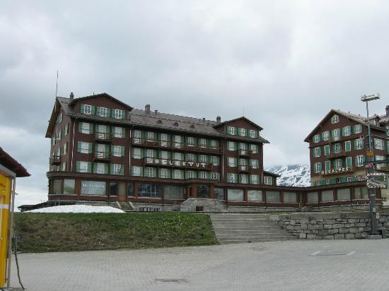 hotel bellevue des alps bild von kleine scheidegg jungfrau region tripadvisor. Black Bedroom Furniture Sets. Home Design Ideas