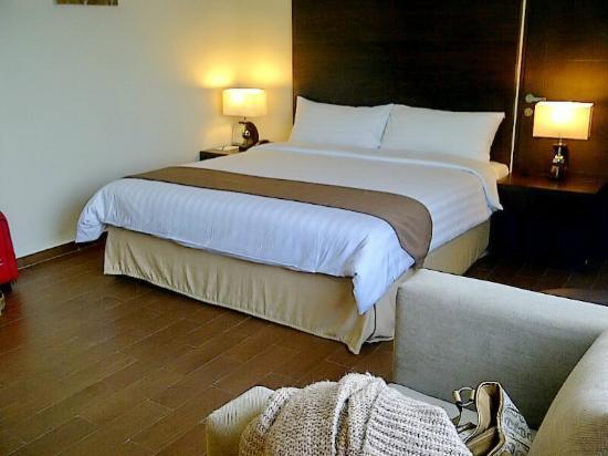 Padjadjaran Suites Hotel & Conference: superior room