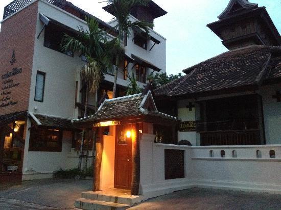 Jangmuang Boutique House: 外観