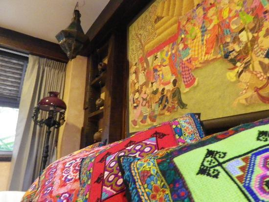 Amata Lanna Jangmuang: スペーリアルキングサイズベッド ルーム