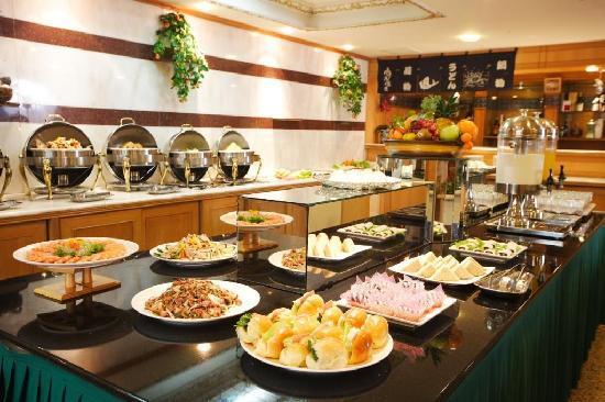 Hsinchu, Taiwan: 精緻早餐