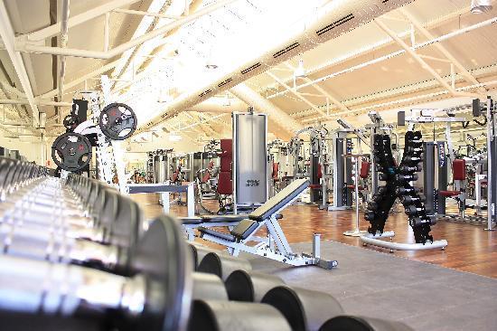 SportScheck Hotel: Fitnessbereich