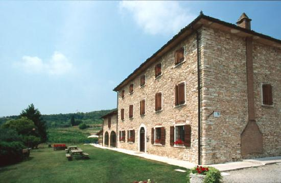 Agriturismo Costa degli Ulivi: The country house