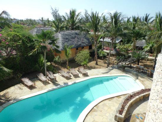 Tembo Village Resort Watamu: view from room