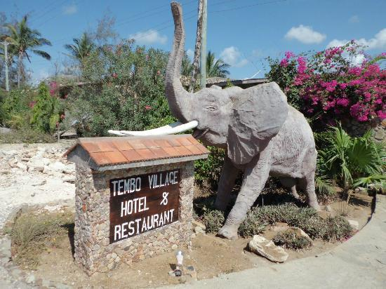 Tembo Village Resort Watamu: entry