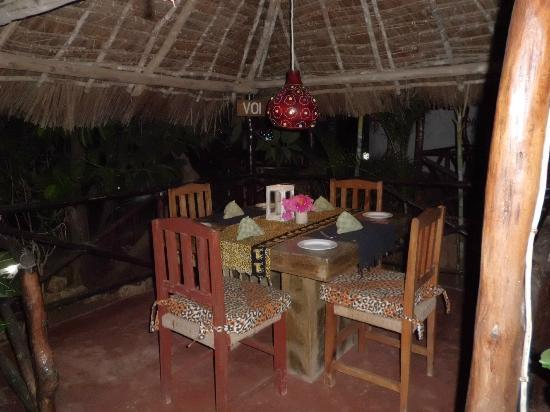 Tembo Village Resort Watamu: dining