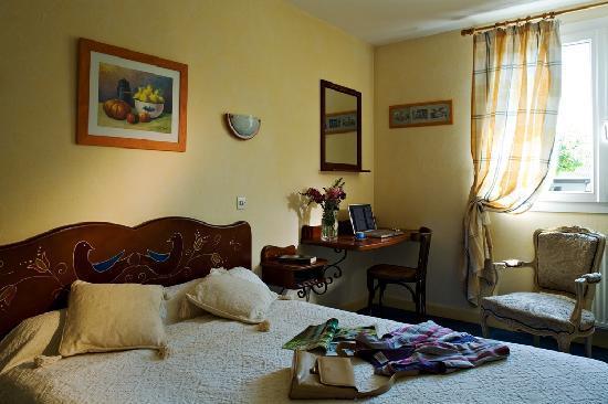 Auberge Saint Simond - Hotel - Aix-les-Bains : Chambre catégorie Confort