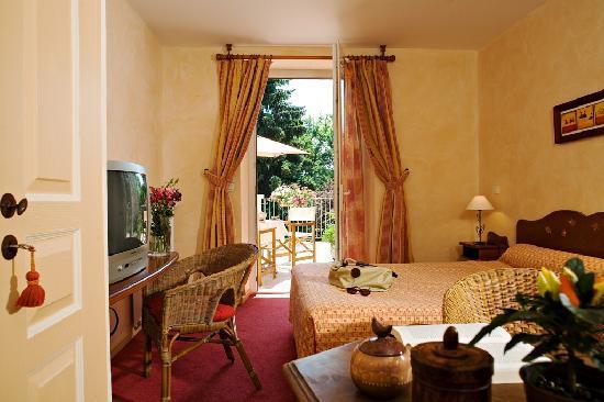 Auberge Saint Simond - Hotel - Aix-les-Bains : Chambre catégorie Grand Confort