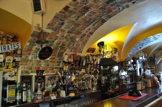 Domazlice, Tsjekkia: Cafe & Bar