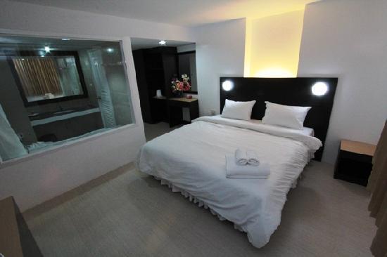 Modern Thai Hotel: Deluxe room