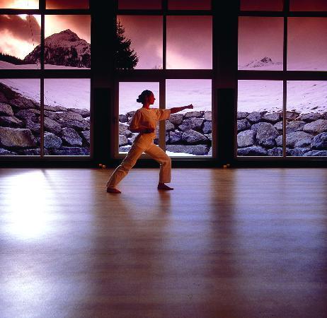 Der Wiesenhof: Fitness Room