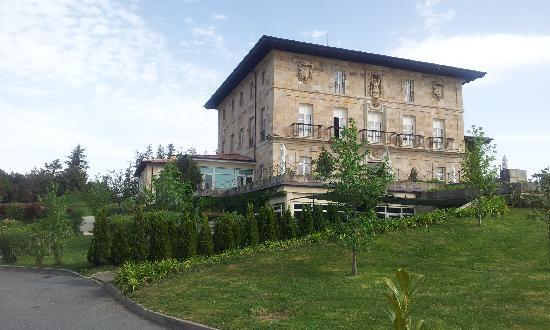 Hotel Palacio Urgoiti: Exterior Palacio