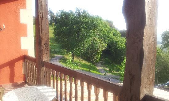 Hotel Palacio Urgoiti: Vista desde la habitación