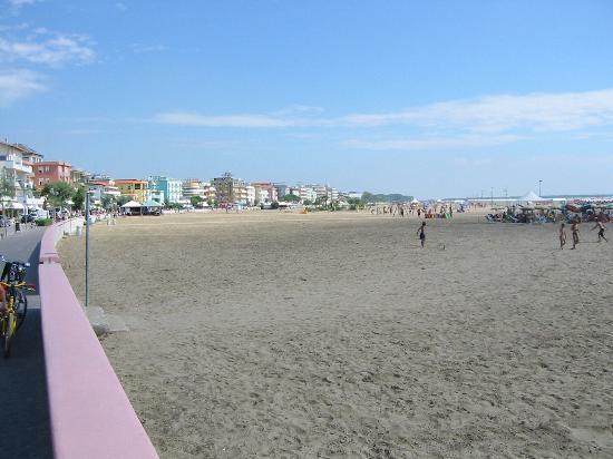 Hotel Metropol: La spiaggia