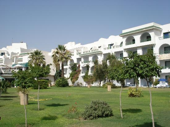 Hasdrubal Thalassa Hotel & Spa Port El Kantaoui: Hotel