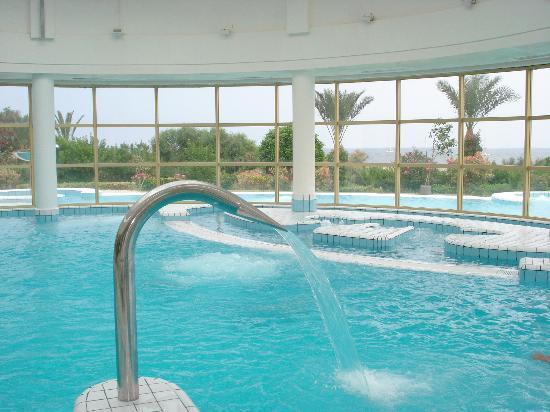 Hasdrubal Thalassa Hotel & Spa Port El Kantaoui: Spa Thalasso