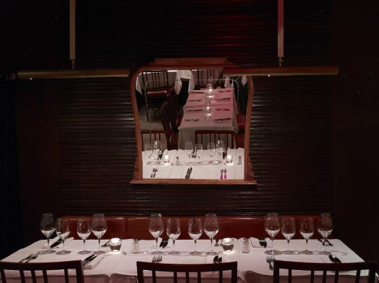 Chez MARIE, à table