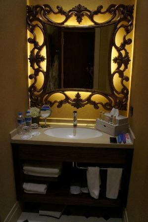Stories Hotel Kumbaraci: Bathroom
