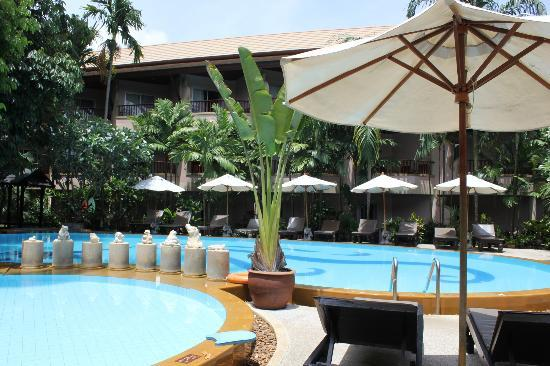 Aonang Princeville Resort: cozy swimming pool