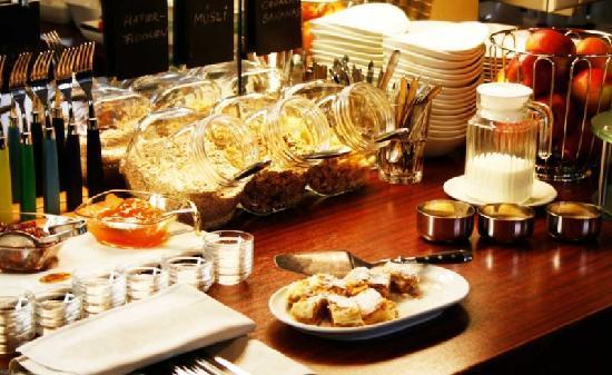 Hotel Liebetegger: Frühstücksbuffet