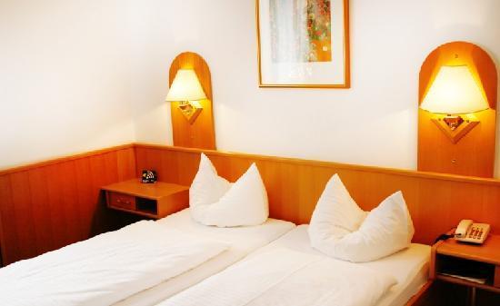Hotel Liebetegger: Doppelzimmer Beispiel