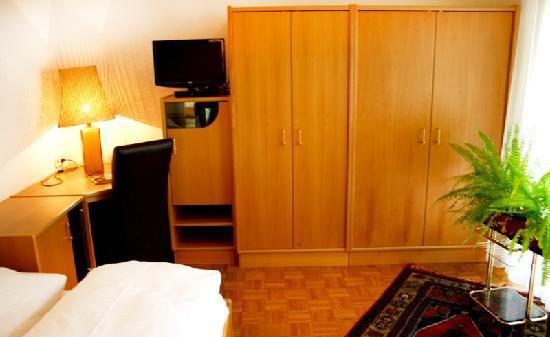Hotel Liebetegger: Garcoinnere