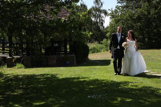 Prested Hall Hotel: Picturesque wedding venue