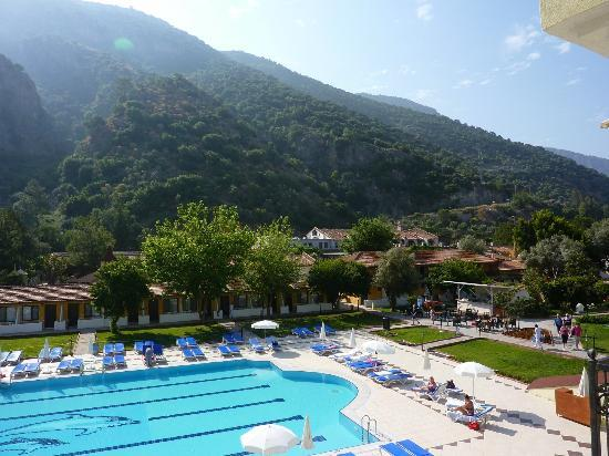 NOA Hotels Oludeniz Resort Hotel: mountains
