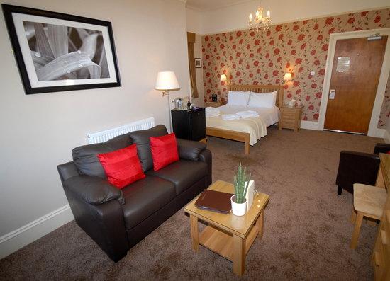 Riviera Lodge Hotel Torquay: Pool View Suite