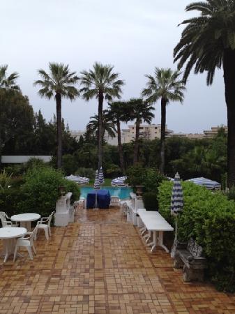 Hotel des Mimosas : swimming pool