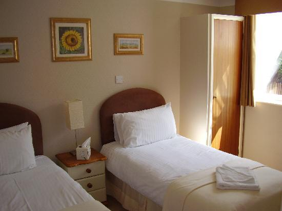 Riviera Lodge Hotel Torquay: Standard Twin Room