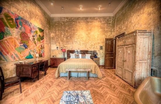 Brody House: Tinei Room