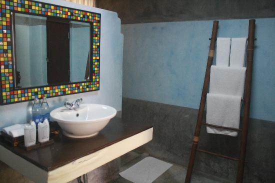 Eco Resort Chiang Mai : Bathroom