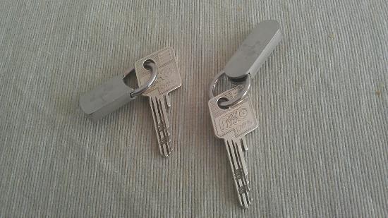 smartloft: Our keys.