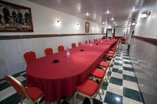 Hotel d'Hydra: Salle de réunion