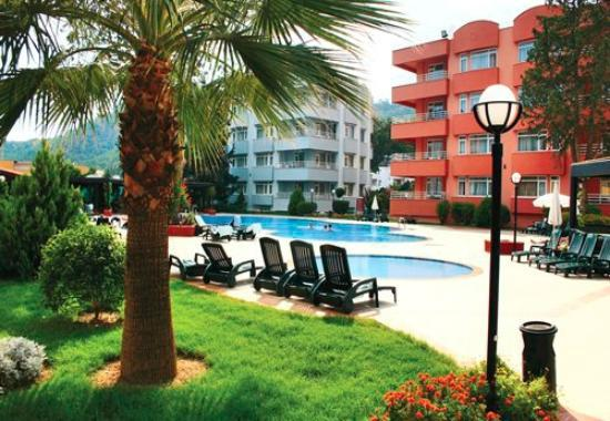 Turkiz Apart Hotel : türkiz apart