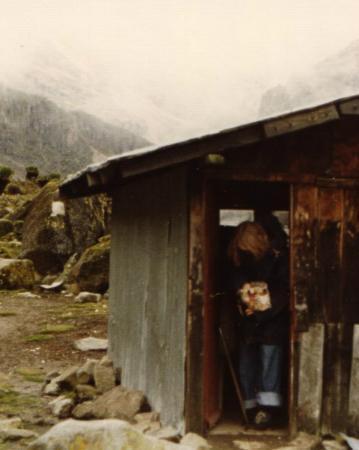 Naro Moru River Lodge: Teliki hut