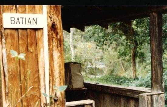 Naro Moru River Lodge: Batian hut at the lodge area