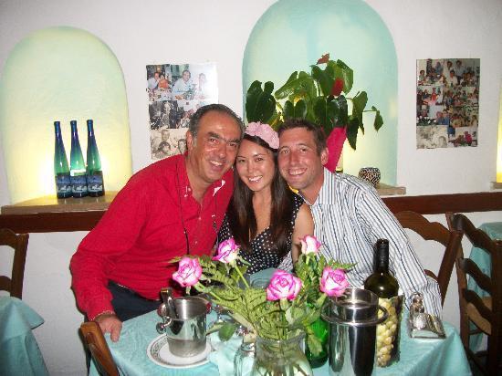 Ristorante Al Grottino: serata romantica