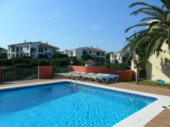 Sant Joan Apartaments : Cool off here