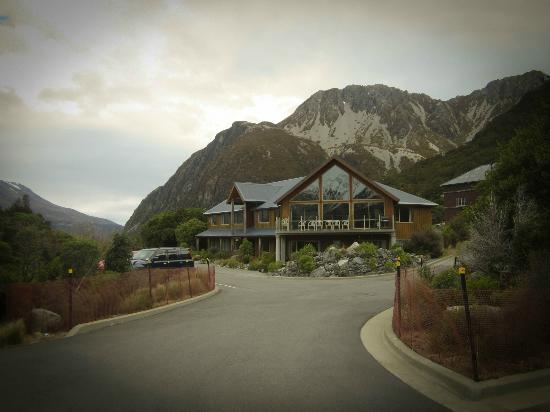 Aoraki Mount Cook Alpine Lodge: Mt Cook