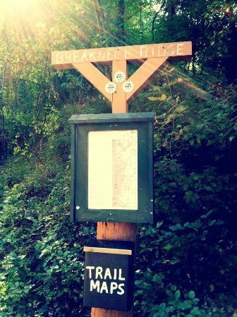 Hudson Highlands State Park: Entry