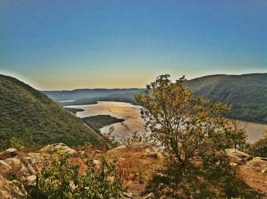Hudson Highlands State Park: Peak