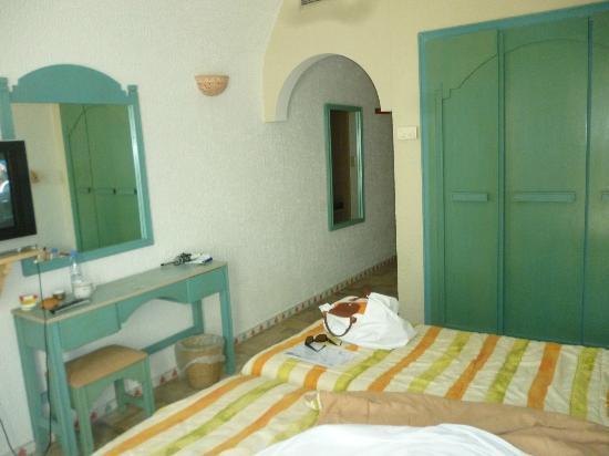 Hotel Meninx: la chambre