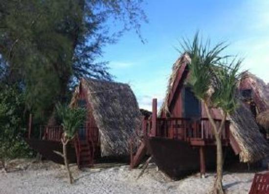 Otres Beach: Cinderella Beach Bungalows