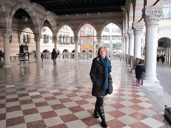 Udine, Italien: Loggia del Lionello