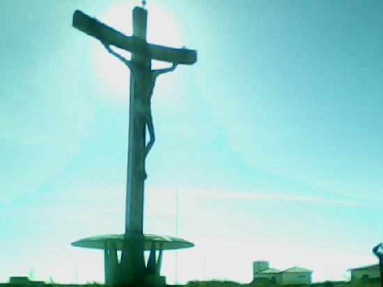 Vitoria da Conquista, BA: Cristo de Vitória da Conquista
