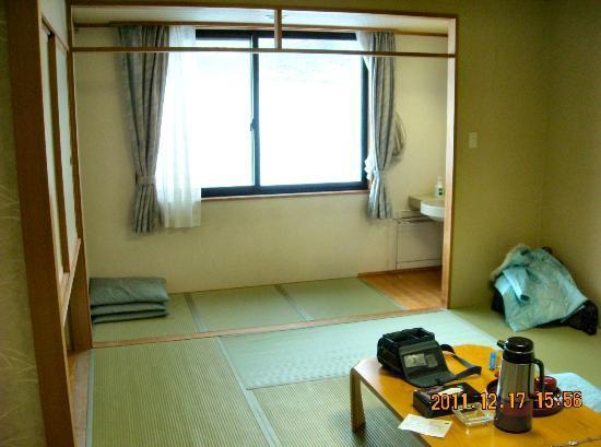 Sugadaira Sun Hotel: 客室内の様子
